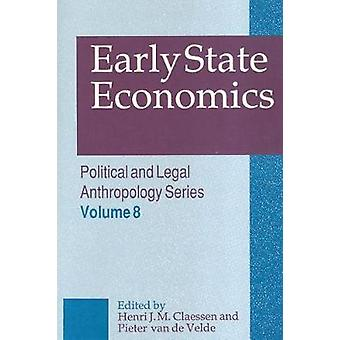 Early State Economics by Claessen & Henri