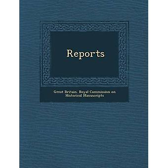 Reports by Great Britain Royal Commission on Histo