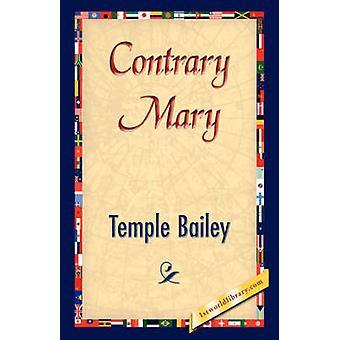 Tvärtom Mary av Bailey & Temple