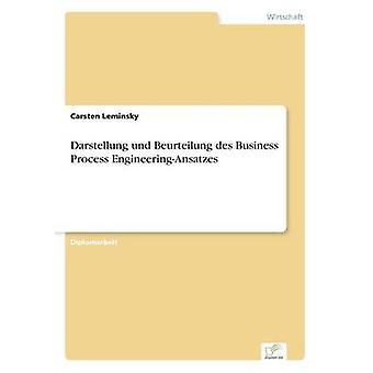 Darstellung und Beurteilung des EngineeringAnsatzes de proceso de negocio por Leminsky y Carsten