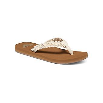 Roxy Womens Porto II Sandals - Cream