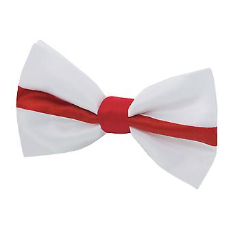 Dobell Mens St George Cross Angleterre drapeau noeud papillon préalablement attaché