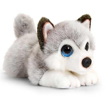 Keel Signature Cuddle Puppy Husky Dog Soft Toy 25cm