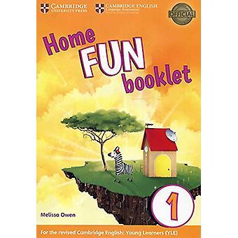 Storyfun Level 1 Home Fun Booklet by Storyfun Level 1 Home Fun Bookle