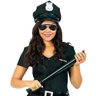 Police 52 cm black spanking weapon accessory