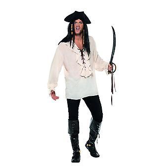 Piraat shirt Seerüber piraat accessoire shirt