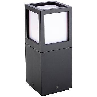 Firstlight-LED 1 licht buiten klein Bolder licht grafiet IP54-3421GP
