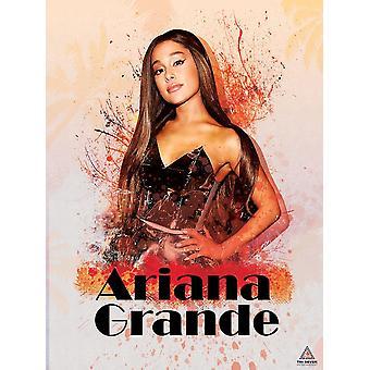 Ariana Grande Poster Wall Art Print (18x24)