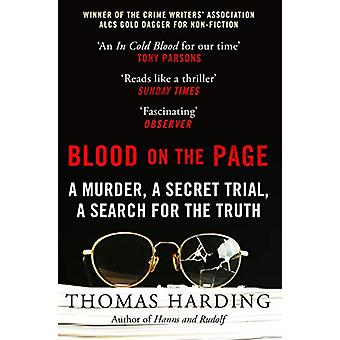 Blood on the Page by Blood on the Page - 9780099510925 Book