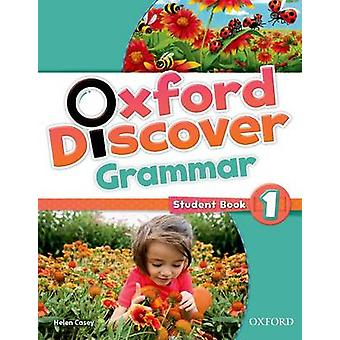 Oxford Discover - 1 - Grammar - 9780194432597 Book