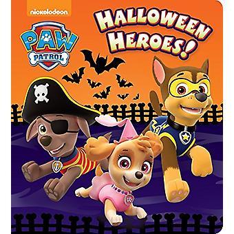 Halloween Heroes! (Paw Patrol) by Random House - 9781524766221 Book