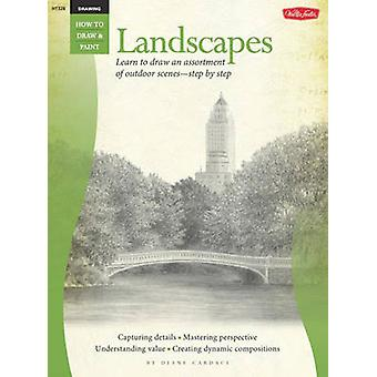 Drawing - Landscapes - Learn to Draw an Assortment of Outdoor Scenes-st
