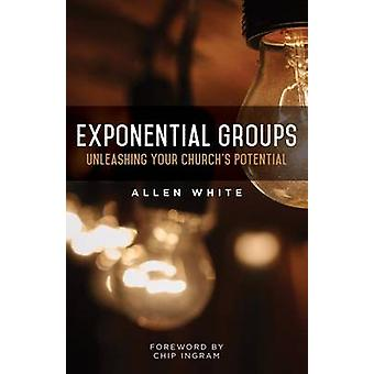Exponential Groups - Unleashing Your Church's Potential by Allen White