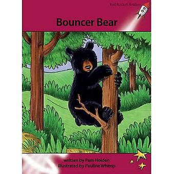 Bouncer Bear by Pam Holden - Pauline Whimp - 9781877506826 Book