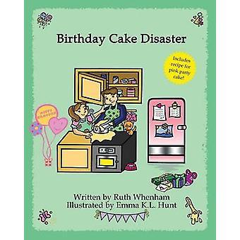 Verjaardagstaart ramp door Ruth Whenham