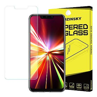 Huawei Mate 20 bit, screen protector in tempered glass.