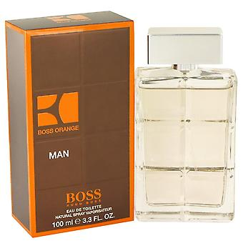Boss Orange von Hugo Boss Eau De Toilette Spray 3.4 oz/100 ml (Männer)