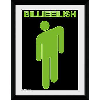 Billie Eilish Stickman Collector Print
