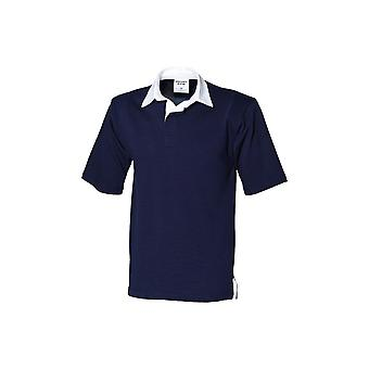 Front row short sleeve rugby shirt fr03m
