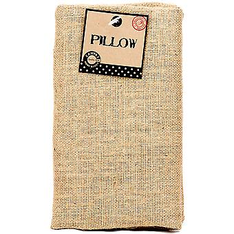 Burlap Pillow Rectangle 10
