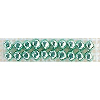 Mill Hill Glass Seed Beads Economy Pack 9.08 Grams Pkg Ice Green Gbec 20561