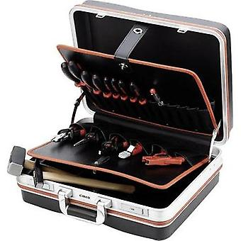 Electrical contractors Tool box (+ tools) 15-piece Cimco 170175 (L x W x H) 465 x 310 x 170 mm