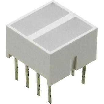 LED component Yellow (L x W x H) 10.28 x 10.16 x 10.16 mm Broadcom