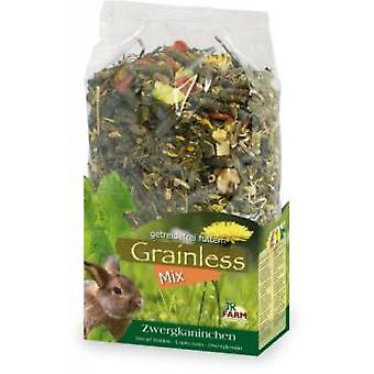 Jr Farm Grainless Jr Mix conigli nani (Roditori , Mangimi e miscele)