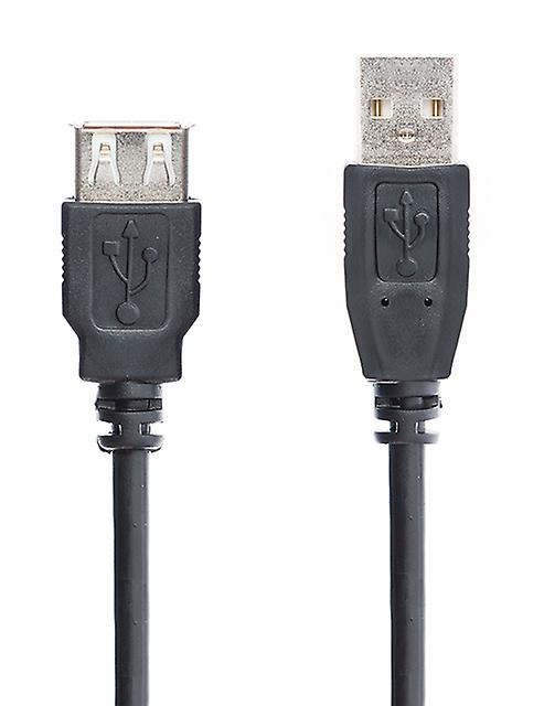 2.5 Metre USB 2.0 A to A EXTENSION Cable Lead