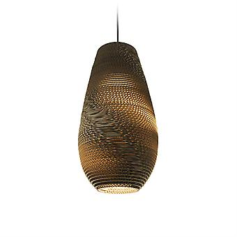 Graypants Drop Pendant Light 18