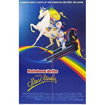 Rainbow Brite Movie Poster (11x17)