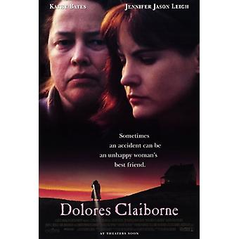 Dolores Claiborne Movie Poster (11 x 17)