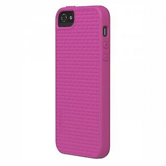 Skech GripShock snap on cover case iPhone 5 / 5s in pink