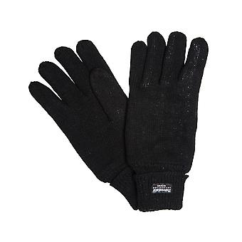 Type of Shaper mens gloves wool gloves from the HauseLloyd black