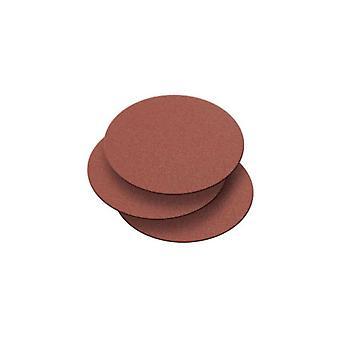 Optage magt BDS150/G3-3PK 150mm 120 grus 3Pack Self selvklæbende diske