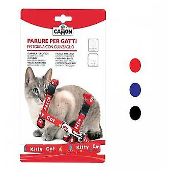 Camon Harness & Leash Reflective For Cat 10x1400 mm