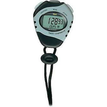 Digital stopwatch TFA Stoppuhr HiTrax Go Grey, Black
