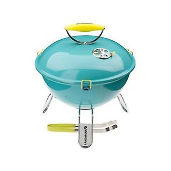 Landmann Piccolino Sferica Barbecue 34 Cm In Diameter 4 People 4 Kg Lila
