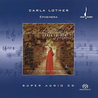 Carla Lother - Ephemera [SACD] USA import