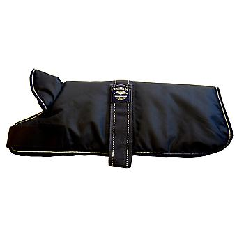 Padded Waterproof Belly Coat Navy Blue 56cm (22
