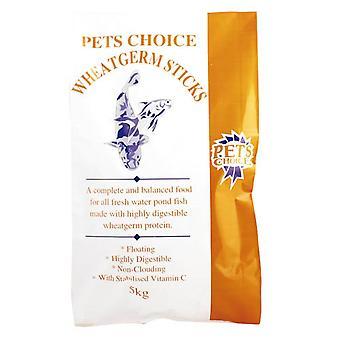 Kæledyr valg hvedespirer pinde 5kg