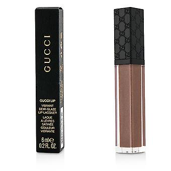 Gucci Vibrant Demi Glaze Lip Lacquer - #120 Burnt Cinnamon 6ml/0.2oz