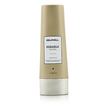 Goldwell Kerasilk Control Conditioner (For Unmanageable, Unruly and Frizzy Hair) 200ml/6.7oz