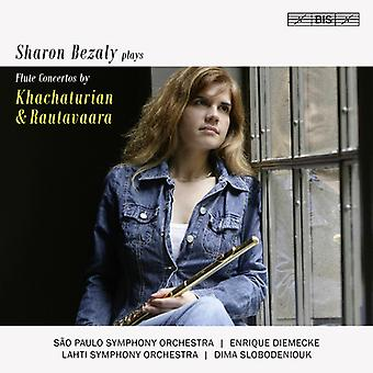 Khachaturian, a. / Bezaly, Sharon - Khachaturian & Rautavaara: Flute Concertos [SACD] USA import