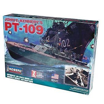 Lindberg Model Kit - John F Kennedy PT-109 Boat - 1:64 Scale - 70886 - New