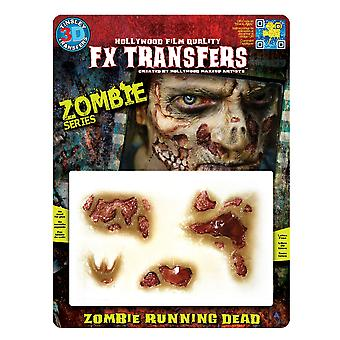 Tinsley Transfers Zombie Running Dead FX Transfer