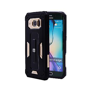 32nd Hard Defender case for Samsung Galaxy S6 Edge (SM-G925) - Gold