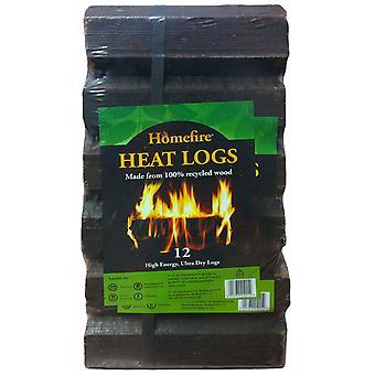 Homefire 12 hochenergetische Ultra trockene Hitze Protokolle