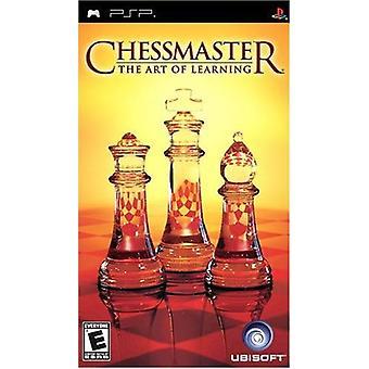 Chessmaster 11 kunsten at lære Sony PSP spil