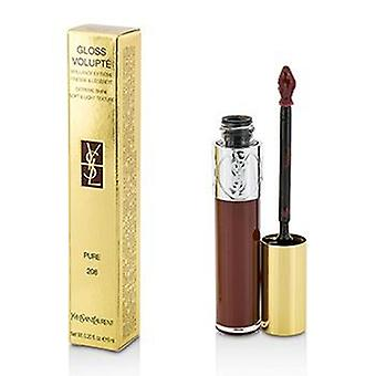 Yves Saint Laurent Gloss Volupte - # 208 Fauve - 6ml/0.2oz